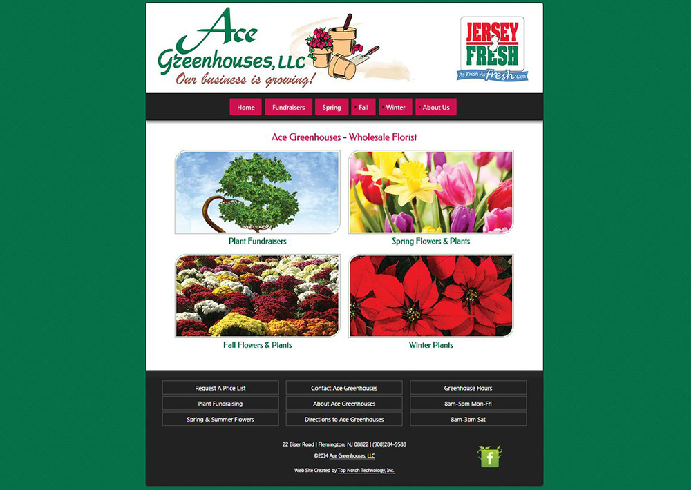 Ace Greenhouses