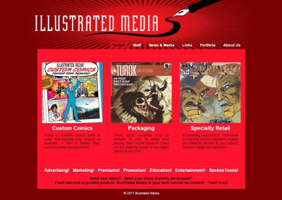 Illustrated Media