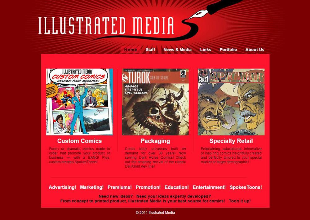 Illustrated Media