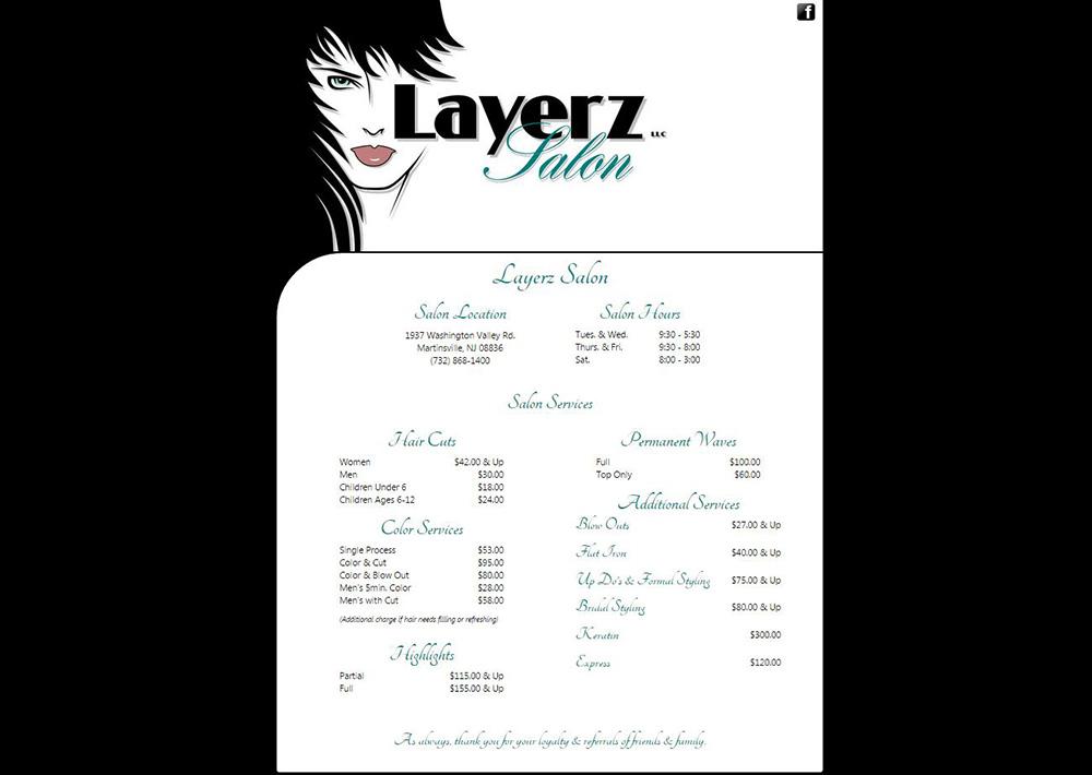 Layerz Salon