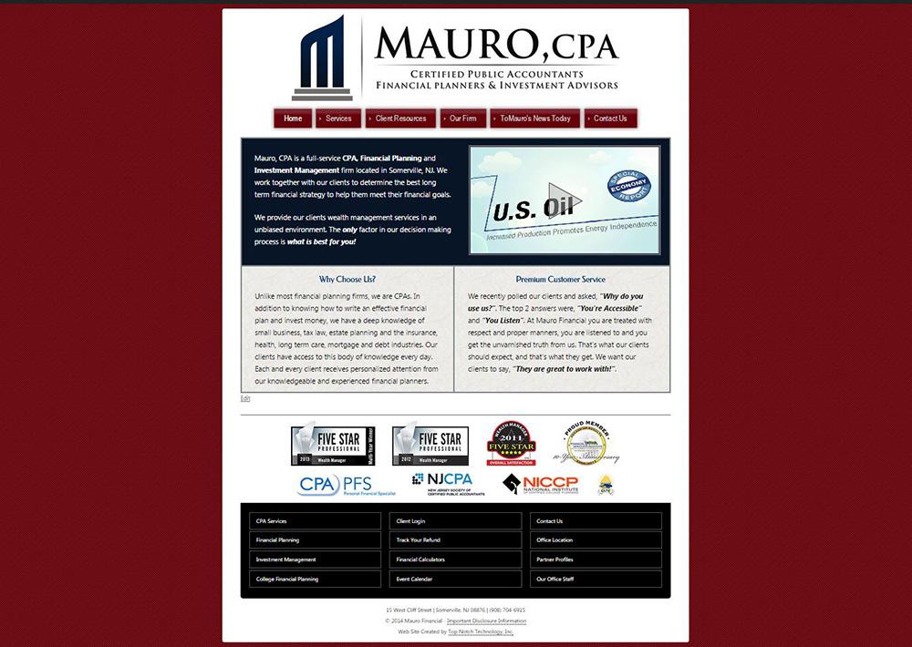 Mauro Financial