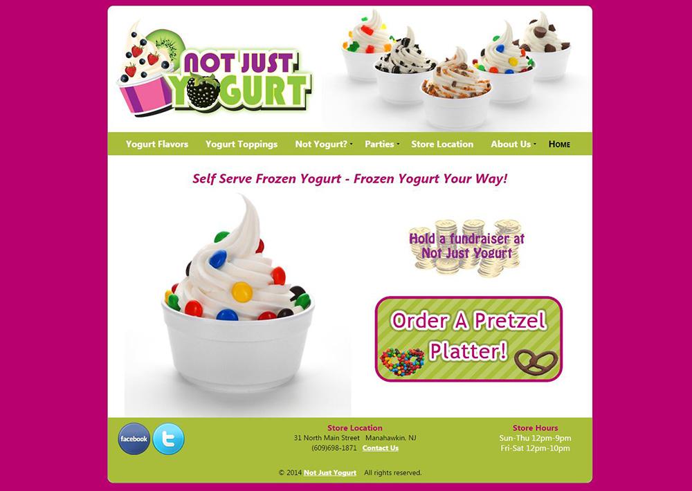 Not Just Yogurt
