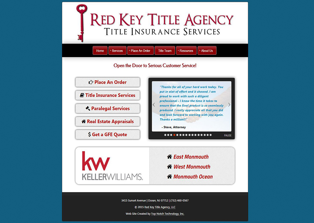 Red Key Title Agency