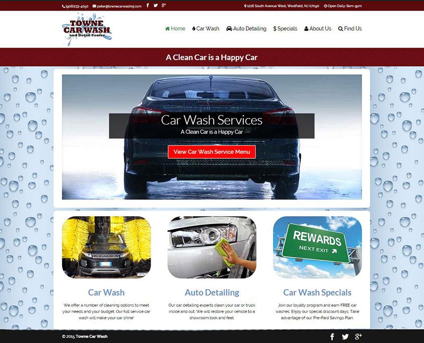 Towne Car Wash
